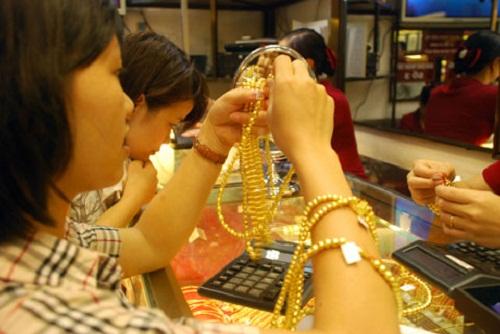 Tăng thuế xuất khẩu vàng trang sức lên 2%