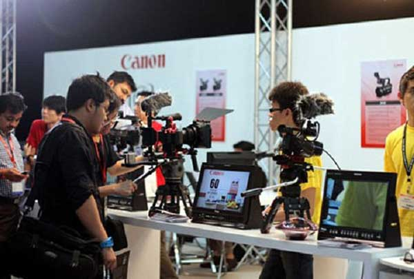 Film and TV technology show set for next month